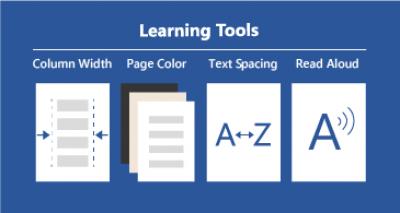 Cztery dostępne narzędzia wspomagające, które zwiększają czytelność dokumentów