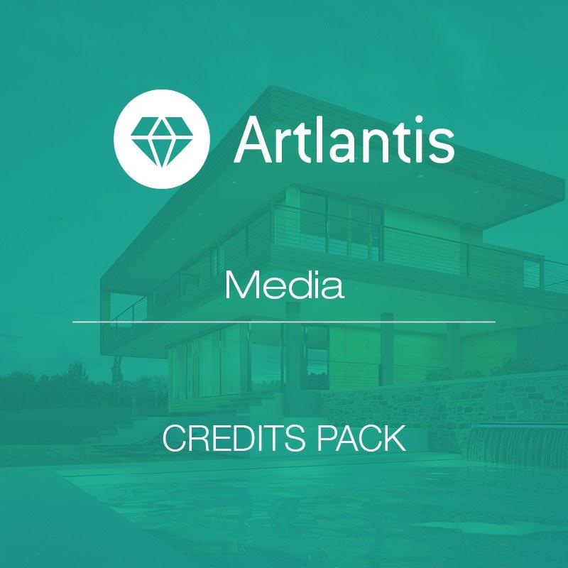 Artlantis Media Pack