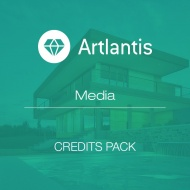 Artlantis Media Pack