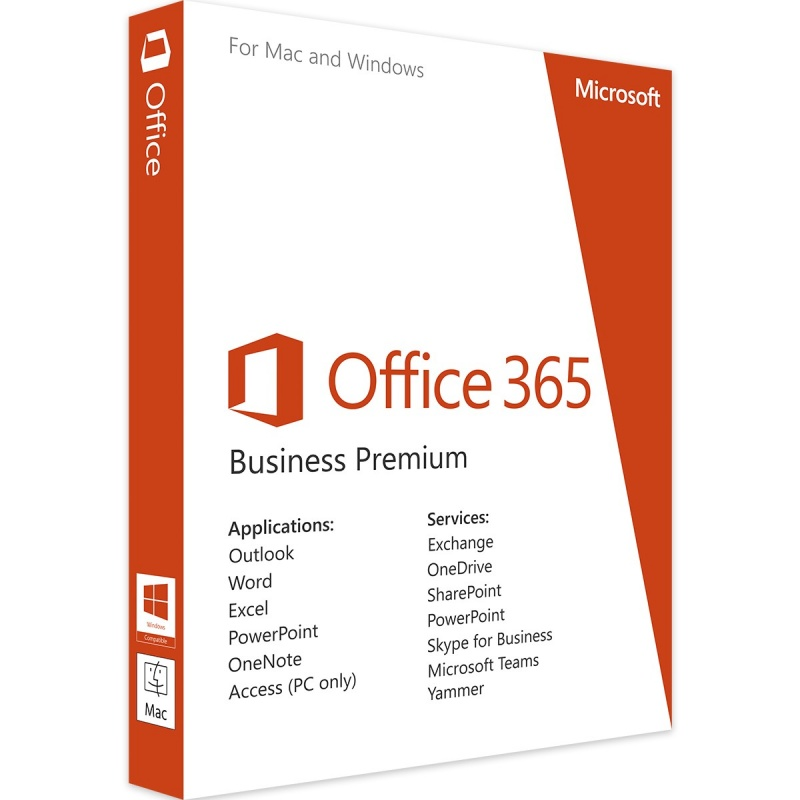 Office 365 Dla Firm (Business Premium)