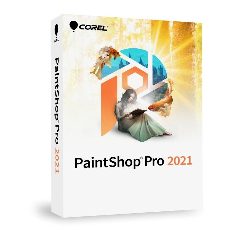 PaintShop Pro 2021 Classroom License 15+1