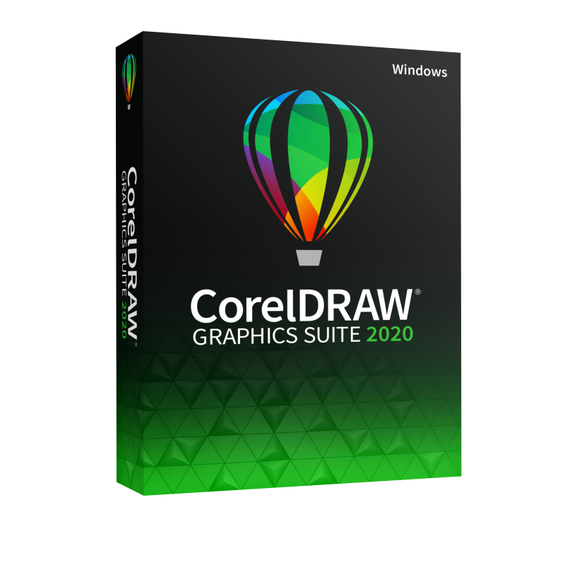 DRAW Graphics Suite 2020