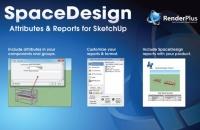 SpaceDesign dla SketchUp