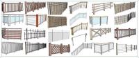 Instant Fence & Railing  dla SketchUp