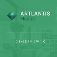 Artlantis Media Pack 1000