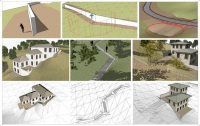 Instant Terrain  dla SketchUp