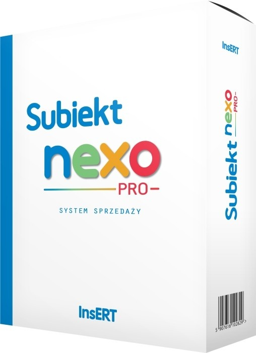 Subiekt NEXO Pro