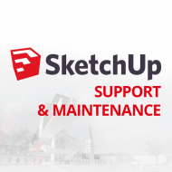 Support & Maintenance dla SketchUP Pro - 1 rok